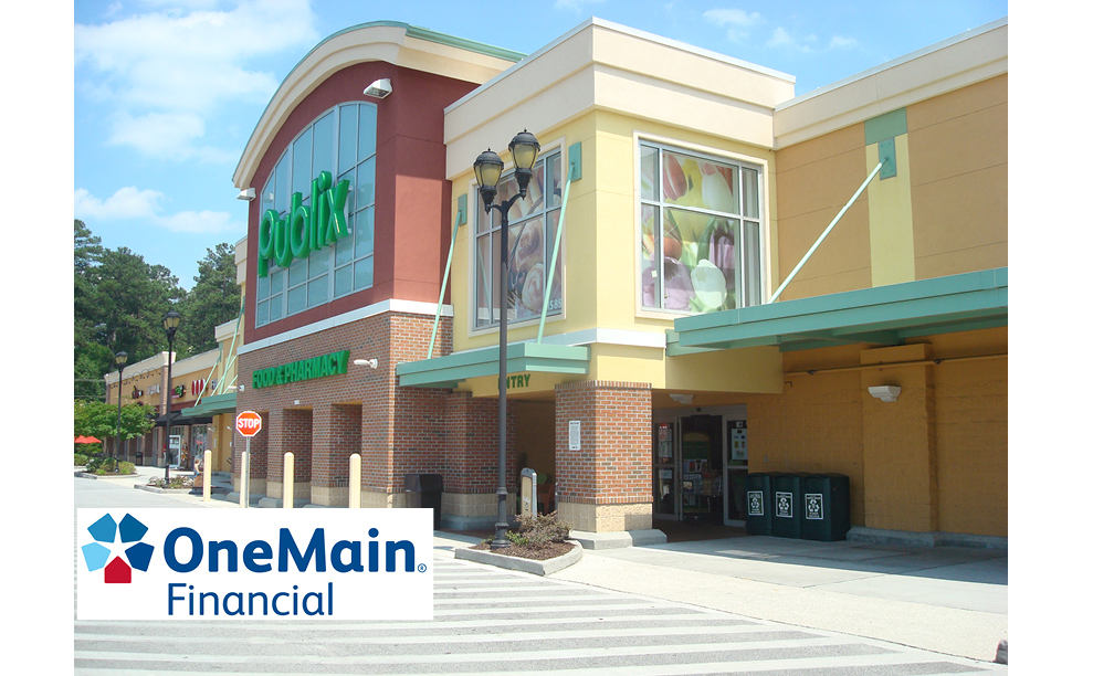 Shoppes of Summerville, Suite C3 | Belk Lucy Onemain Financial